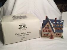 Dept 56 Heritage Village Apotek And Tabak #6540-4 Very good condition
