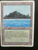Tropical Island,  3rd Edition/Revised MTG H/P See image