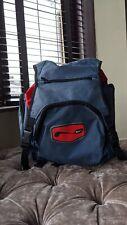 Nike Air Vintage 90s Backpack Rucksack School Bag Retro Design