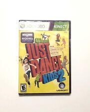Just Dance Kids 2 Microsoft Xbox 360 Kinect Video Game