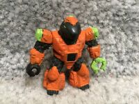 "Battle Beasts Horny Toad #7 Series 1 Vintage Hasbro Takara Action Figure 2"" 1986"