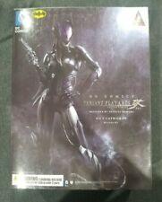 DC Play Arts Kai Batman Catwoman Tetsuya Nomura Variant Action Figure AUTHENTIC