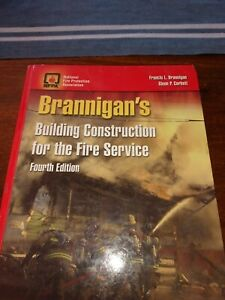 Brannigan's Building Construction for the Fire Service, Fourth Edition Textbook