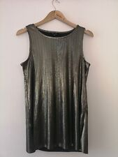New Look black/gold shining blouses size 14/ EU 42 new with tag.Great for...