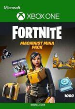 Machinist Mina Pack + 1000 V-Bucks (XBOX One/X) USA/EU Key