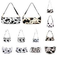 Fashion Women Handbag PU Leather Lady Casual TravelUnderarm Shoulder Tote Bag