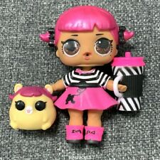 With mini PET LOL Surprise Big Sister Glam Glitter CHERRY dolls Toy Xmas Gift