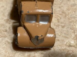 Vintage cast iron truck small made in Japan
