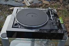 DUAL   CS 505-3 plattenspieler XL Zarge  piano black