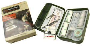 BRITISH ARMY STYLE CADET FIRST AID KIT by HIGHLANDER
