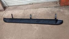 GENUINE 2016 TOYOTA HILUX DUAL CAB RIGHT SIDE STEP DRIVER'S SIDE