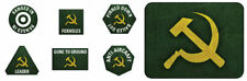 Flames of War BNIB Soviet Late War Tokens and Objectives SU903