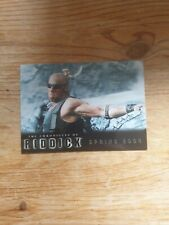 The Chronicles of Riddick P1 Promo Trading Card - 2004 - Rittenhouse