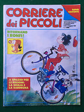 CORRIERE DEI PICCOLI n.35/1990 (ITA) con Inserto Regioni SICILIA/SARDEGNA