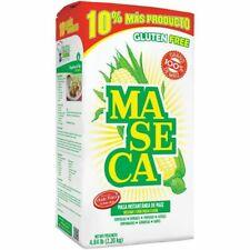 MASECA HARINA DE MAIZ / CORN FLOUR GLUTEN FREE  (3 Pack) 4.4lbs ea