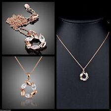 Swarovski Modeschmuck-Halsketten & -Anhänger aus Kristall mit Beauty-Themen