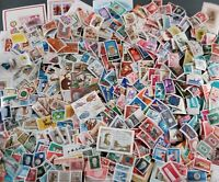 Germany (East) DDR GDR 1950s-1990 - 100 different MNH/MLH Commemorative Stamps