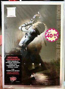 Michael Jackson: Live at Wembley July 16,1988 (Concert) ~ All Region ~ Brand New