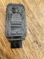 Lego Han Solo en Carbonita Minifigura-Nuevo
