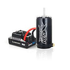 1/5 ESC Motor Combo Tenshock 8 Pole X501/5Y 890KV + Hobbywing Max5 200A MCD Losi