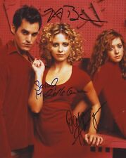 BUFFY THE VAMPIRE SLAYER CAST AUTOGRAPHED SIGNED A4 PP POSTER PHOTO 2