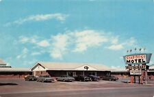 Sayre Oklahoma~Stardust Motel & Restaurant~Clean Rooms~Route 66 PC 1970s