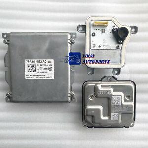 Genuine 7PP941572AC For 2019 Audi Q5 Led Headlight DRL Control Module RH Set