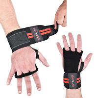 grip gloves 3 hole wrist support push-up Gym trannings