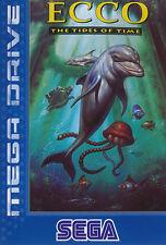 # Ecco the Dolphin 2: the Tides of Time-Sega Mega Drive/MD juego-Top #