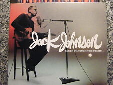 CD Jack Johnson / Sleep Through the Static - Rock Album 2008