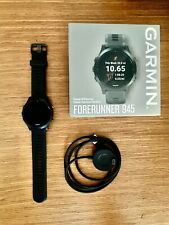 Garmin Forerunner 945 GPS Running Watch - Black - Preowned