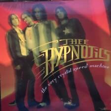 THEE HYPNOTICS Very Crystal Speed Machine OOP 1994 STILL SEALED Vinyl LP