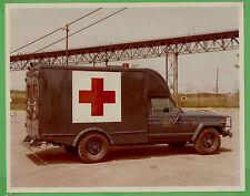 VTG 1976 Jeep J20 US Air Force Ambulance File Photo 5122 Rear Passenger ¾ Side