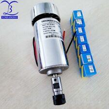 300w 3A ARIA FREDDA macchina per incidere CNC spindle mandrino motore a corrente continua +ER11 (1mm-7mm)