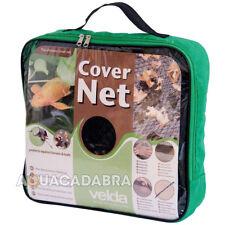 Velda Couverture net 6 m x 5 m Pond Protection poisson Protecteur sur l'organisme Nuisible Répulsif Haute Qualité