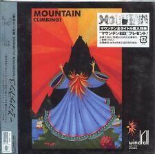 MOUNTAIN - CLIMBING ( MINI LP AUDIO CD with OBI )