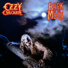 Ozzy Osbourne-Bark At The Moon LP Cover Sticker or Magnet