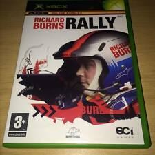 richard burns rally xbox original komplett