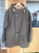 Nigel Cabourn Cold Weather Taffy Parka with Alpaca Lining 50 UK40