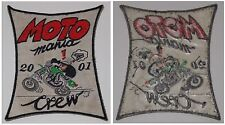 Patch Patch Moto MOM Crew 2001/Motorcycle