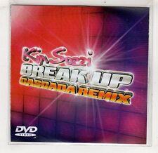 (GV81) Kim Sozzi, Break Up - DJ DVD
