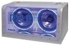 """NEW! Pyle PLBWS212 Dual Loaded 12"""" 1200W Bandpass Subwoofer Enclosure System"""