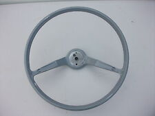 RECONDITIONED RECO PREMIER STEERING WHEEL IN GREY FOR EJ EH HOLDEN