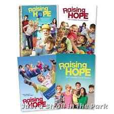 Raising Hope: Complete TV Series Seasons 1 2 3 4 Box / DVD Set(s) NEW!