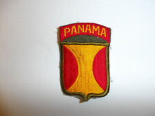 b5371 US Panama Canal Department patch R9A