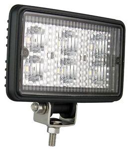 12-24v LED Work Lamp 3500 Lumen Flood Heavy Duty For Truck Agriculture Vehicles