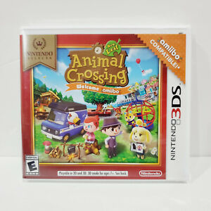 Animal Crossing: New Leaf - Nintendo 3DS - Selects Edition - Amiibo Compatible!