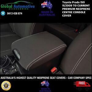 Fits Toyota Prado 150 Neoprene Centre Console Cover – GX GXL VX Altitude Kakadu