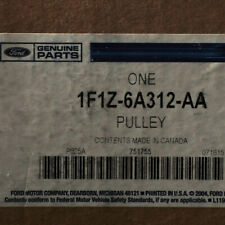 Genuine Ford Crankshaft Pulley 1F1Z-6A312-AA