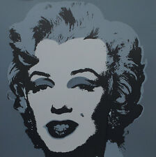 ANDY WARHOL Marilyn Monroe #24 Screenprint - by Sunday B Morning